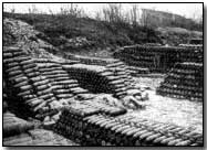 French ammunition dump at Verdun
