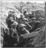 British troops in Ypres