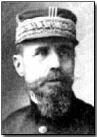 Henri Gouraud, French commander at the Marne