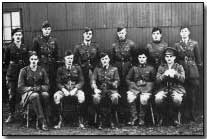 Members of RFC 56 Squadron
