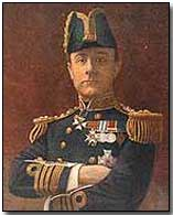 Sir John Jellicoe, commander of the British Grand Fleet