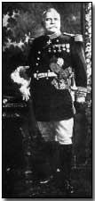 """Papa"" Joffre, French Commander in Chief at the start of World War One"