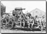 The Schlanke Emma giant howitzer