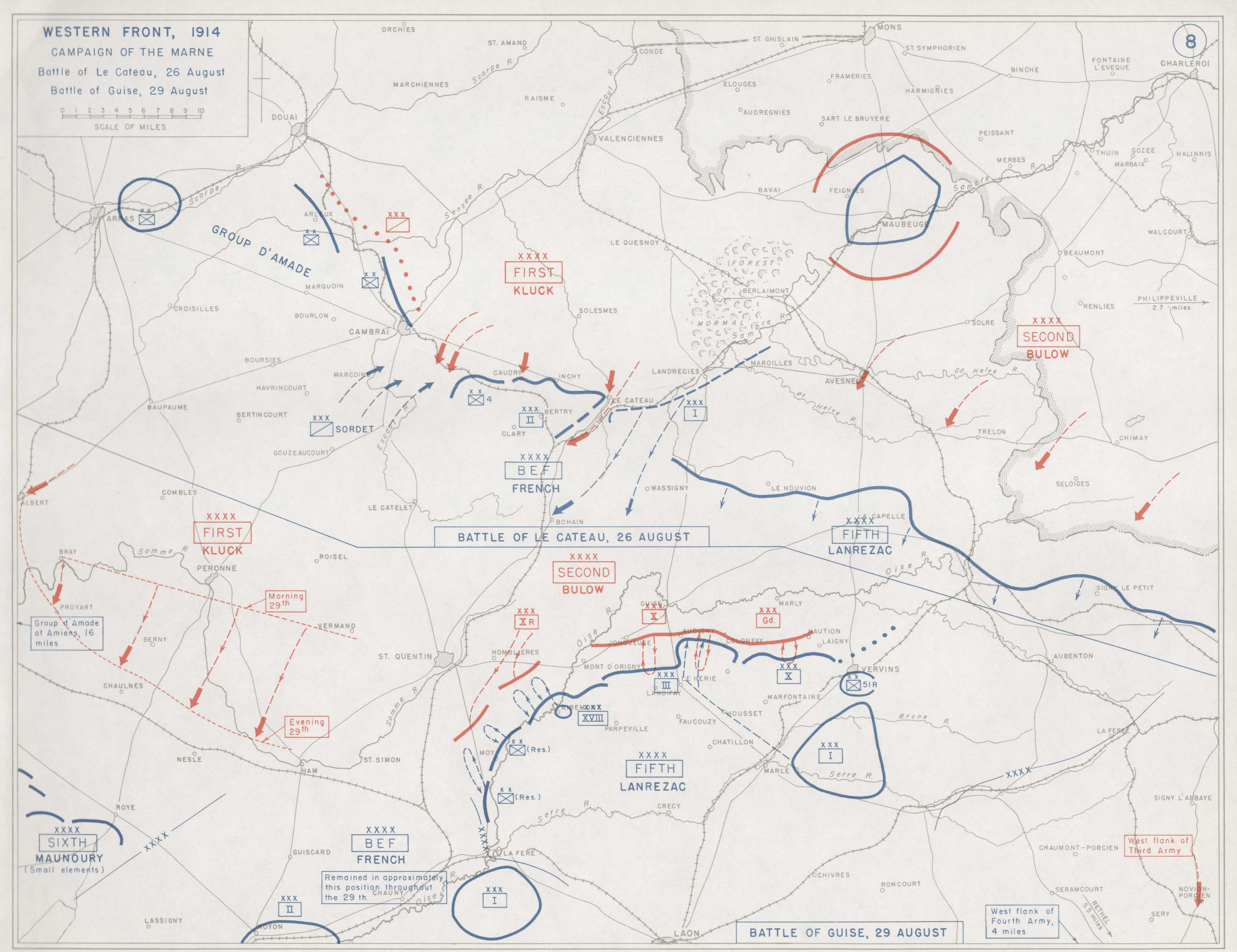 First world war battlefield maps western front battlefield maps western front gumiabroncs Image collections