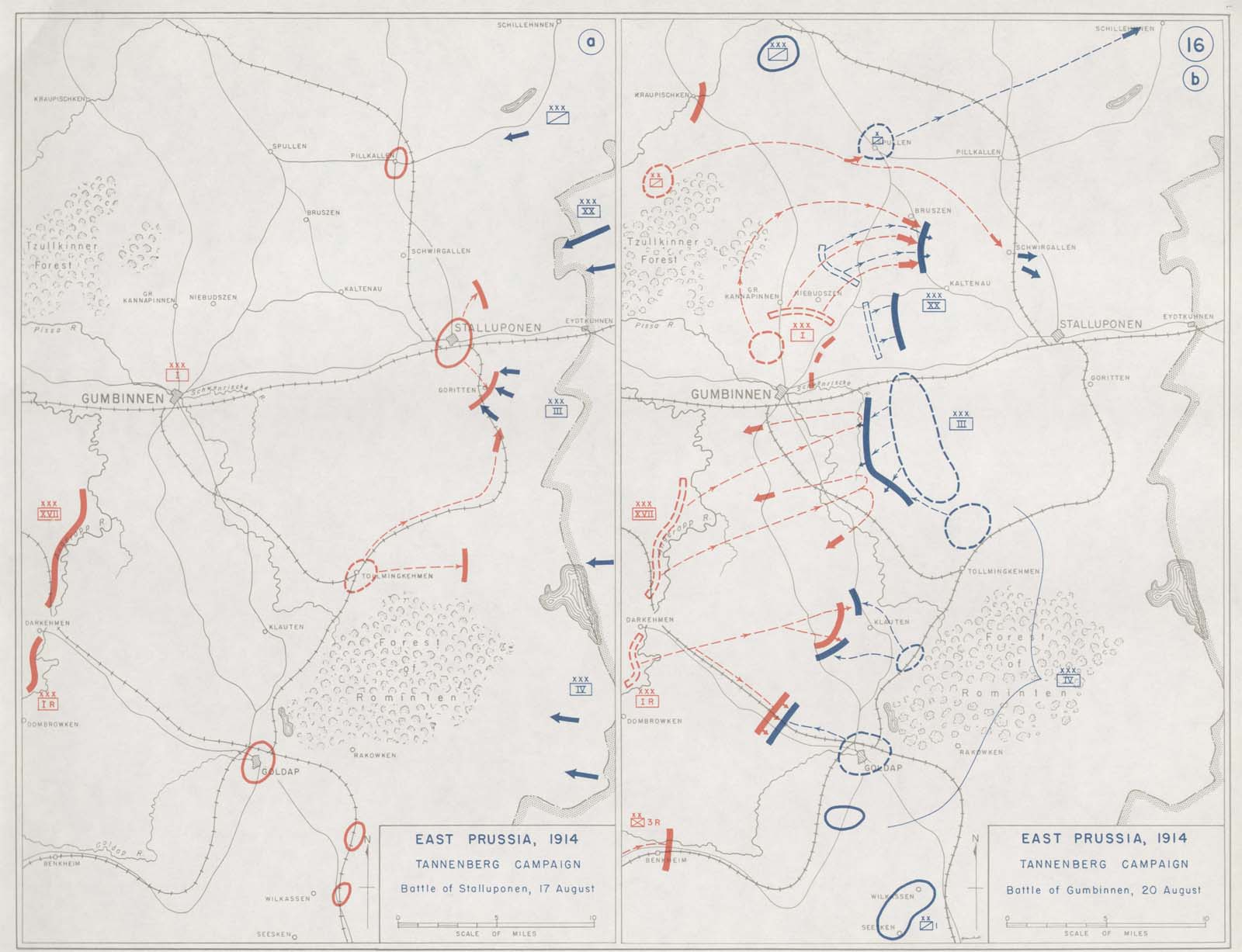 First World War.com - Battles - The Battle of Stalluponen, 1914