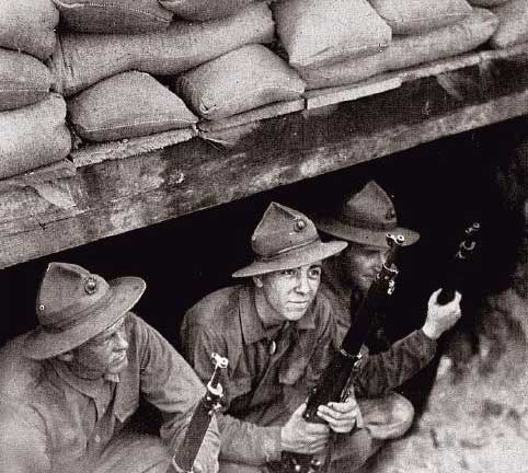 the significance of trench warfare in the first world war Reframing first world war poetry  the conflation of first world war poetry with the trench lyric was encouraged by the soldier-poets and anthologists,.