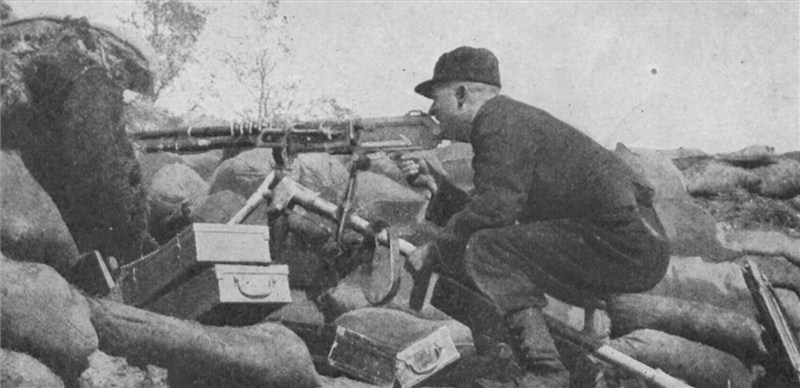 First World War com - Machine Guns