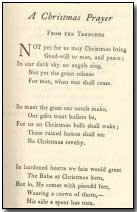 a christmas prayer by cyril winterbotham