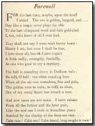 First World War com - Prose & Poetry - The Muse in Arms