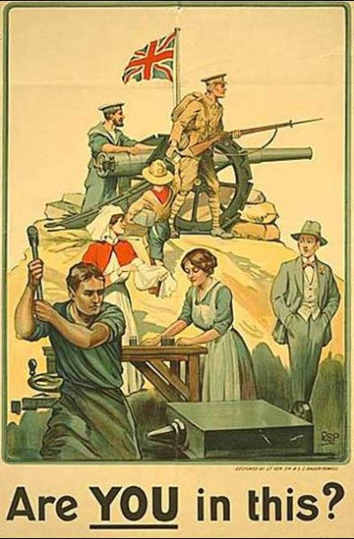a description of australia who joined the first world war In australia, the outbreak of world war i was greeted with considerable enthusiasm even before britain declared war on germany on 4 august 1914, the nation pledged its support alongside other states of the british empire and almost immediately began preparations to send forces overseas to participate in the conflict.