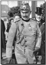 Photograph of Kaiser Wilhelm II