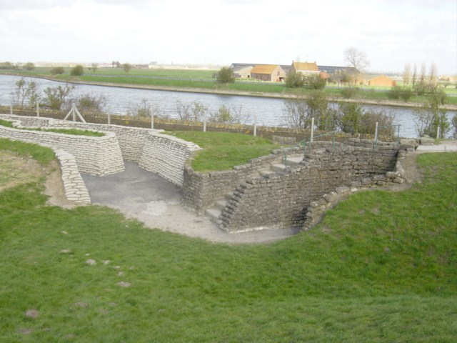 Western Front Trenches Today | www.pixshark.com - Images ...