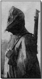 British gas mask variant